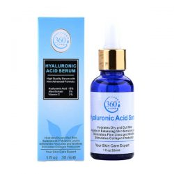 360CARE Hyaluronzuur serum 30ml.