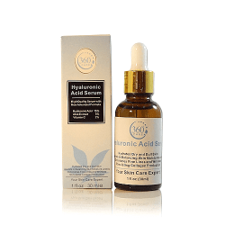 Hyaluronzuur serum 30ml.