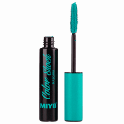 MIYO Mascara Color Shock Light Green