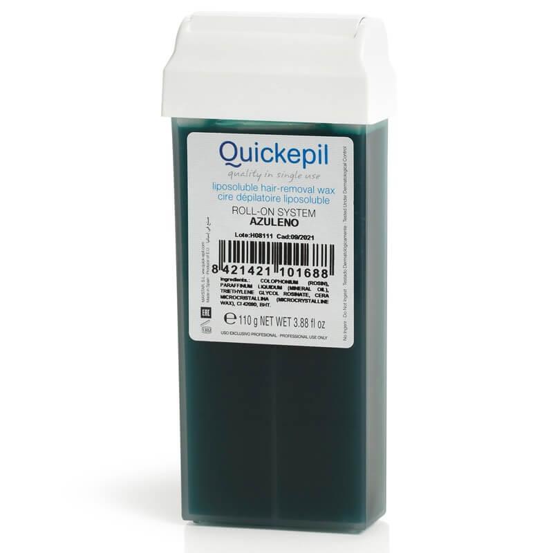 Afbeelding van DermaSyis Wax voor ontharen Azuleen 100 ml.
