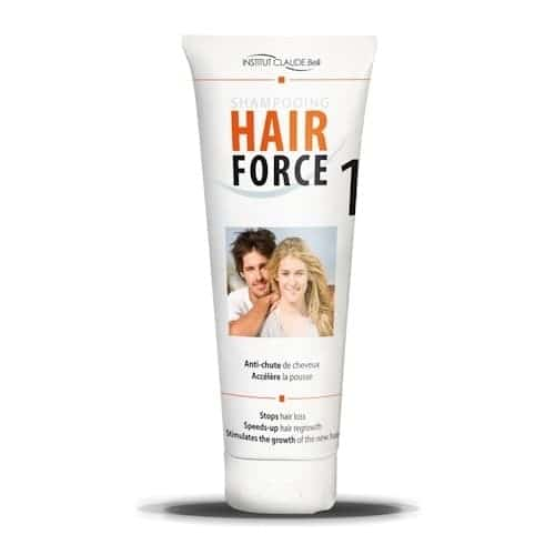 Afbeelding van Claude Bell Hair Force One Shampoo 250ml.