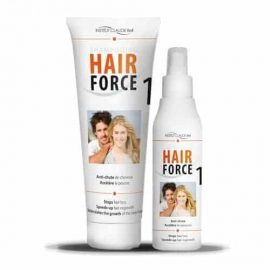 Claude Bell Hair Force One Shampoo + Lotion