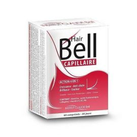Claude Bell HairBell haarvoedingssupplement
