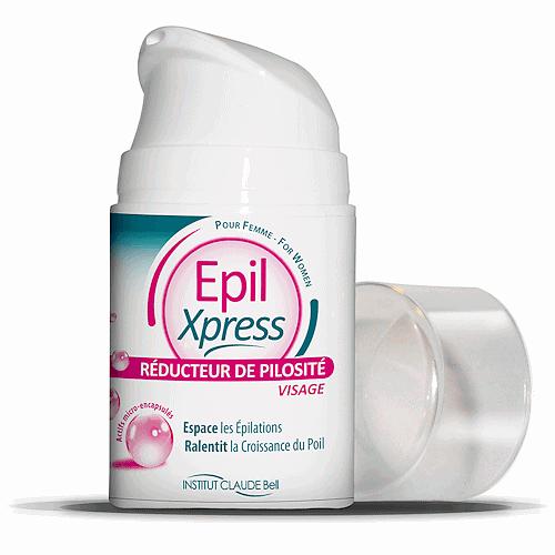 Afbeelding van Claude Bell Epil Xpress Reducerende Gezichtshaar Crème