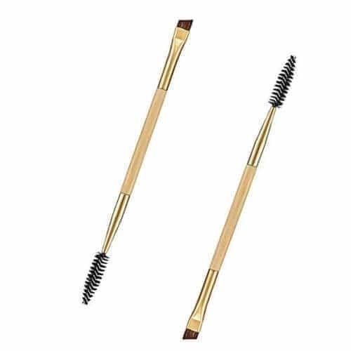 Afbeelding van Bamboo Eyebrow Brush & Comb