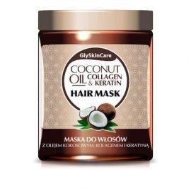GlySkinCare Coconut Oil Hair Mask 300ml.