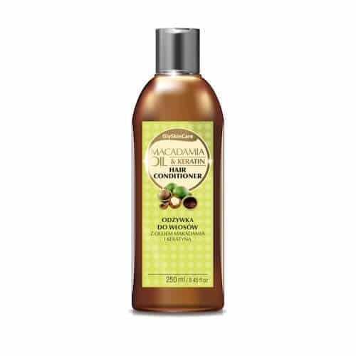 GlySkinCare Macadamia Oil Hair Conditioner 250ml.