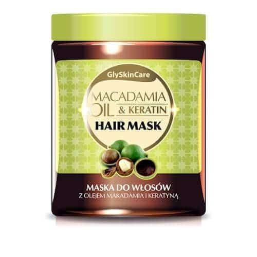 GlySkinCare Macadamia Oil Hair Mask 250ml.