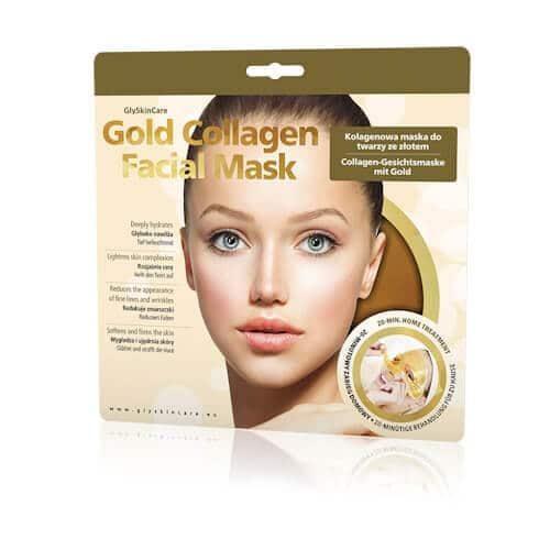 Gold Collagen Face Mask