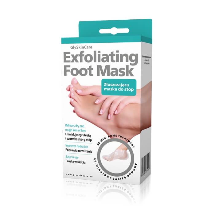 Afbeelding van GlySkinCare Exfoliating Foot Mask