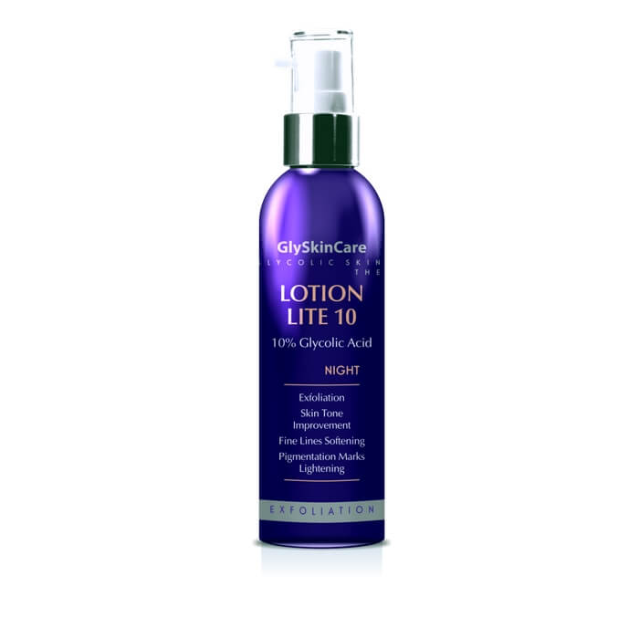 Afbeelding van GlySkinCare Lotion Lite 10 / for normal, oily skin 100ml.