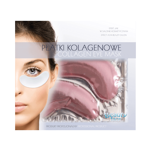 Beautyface Collageen Oogmasker Red Wine