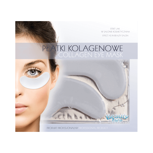 Beautyface Collageen Oogmasker Sensitive Skin