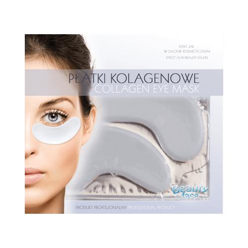 Beautyface Collageen Oogmasker Sensitive Skin