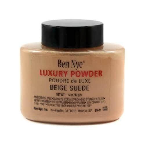Ben Nye Bella Luxury Powder - Beige Suede