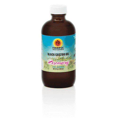 Jamaican Black Castor Oil Rosemary