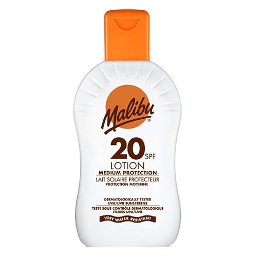 Malibu Medium Protection Lotion SPF20