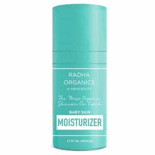 RADHA Beauty Organics Baby Skin Moisturizer