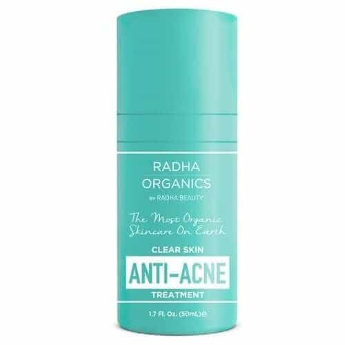 RADHA Beauty Organics Clear Skin