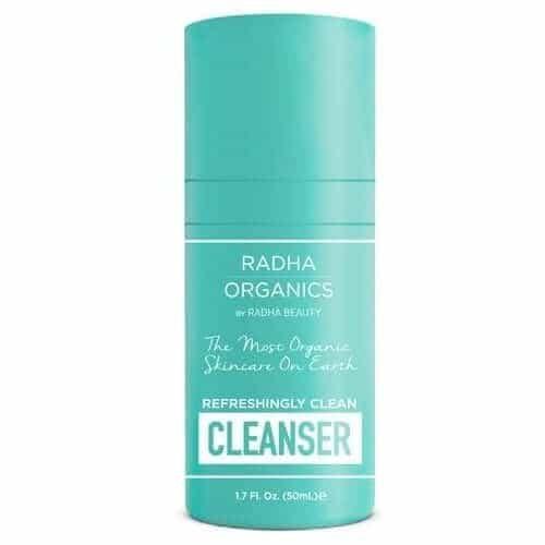 RADHA Beauty Organics Refreshingly Clean Cleanser