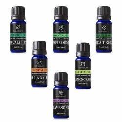 RADHA Beauty Top 6 Essential Oils