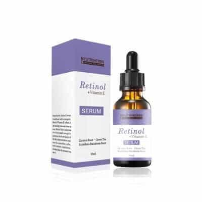 Neutriherbs Retinol serum + Vitamine E