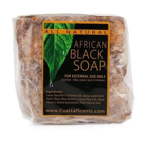 Coastal Scents African Black Soap