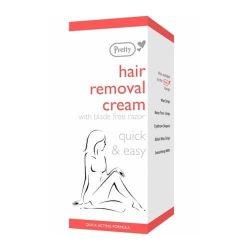 Pretty Hair Removal Cream