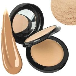 Technic ColourFix 2 in 1 Pressed Powder & Cream Foundation Buff