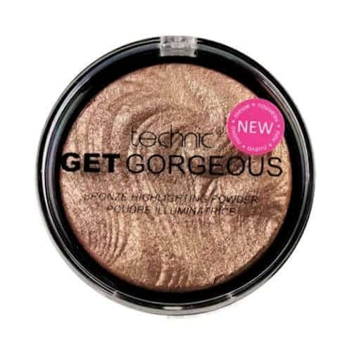 Technic Get Gorgeous Bronzing Highlighting Powder 26803