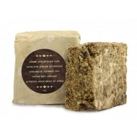 Naissance African Black Soap 90g