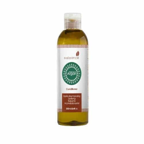 Naissance Moroccan Argan Hydrate and Shine Conditioner 250ml.