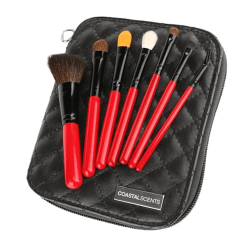 Coastal Scents CiTiSCAPE Travel Brush Set