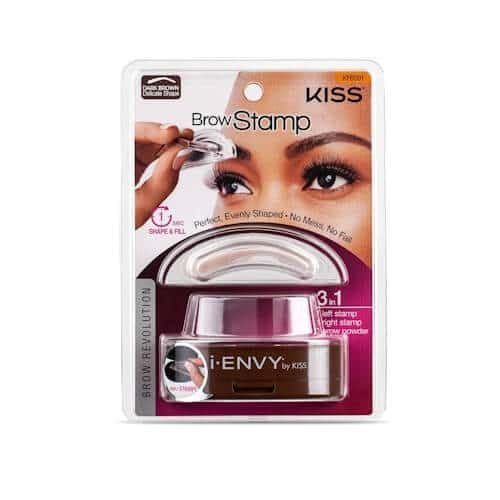i-ENVY By Kiss Browstamp Dark Brown