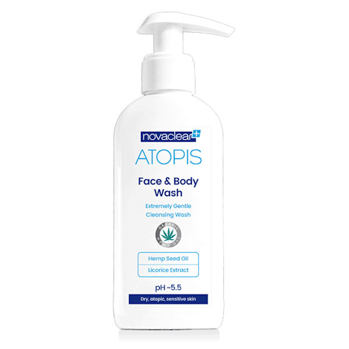 Novaclear Atopis Face & Body Wash