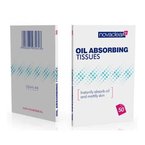 Novaclear Oil absorbing tissues