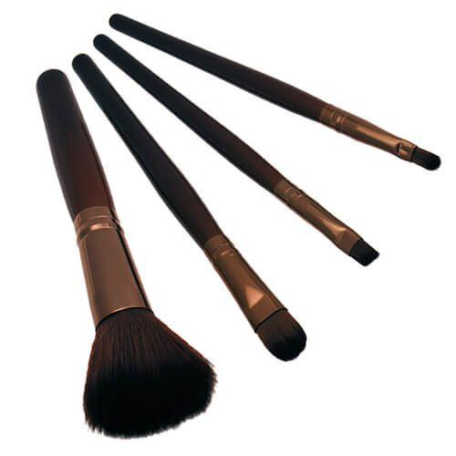DRM 4-Delige Make-up Kwastenset Budget
