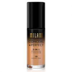 Milani Foundation & Concealer MPCF10 Golden Tan