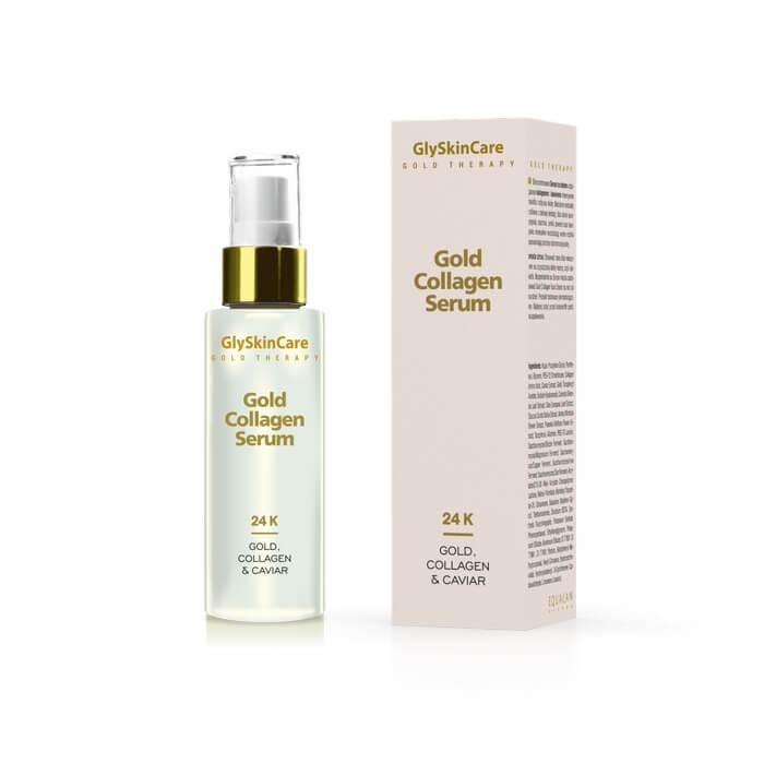 Glyskincare Gold Collagen Serum 50ml Online Kopen Dermarolling Nl