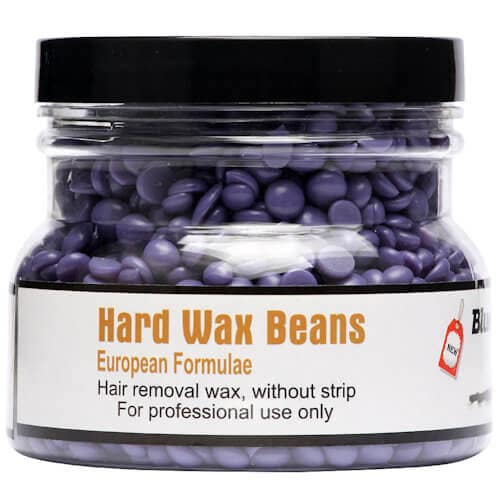 Hard Wax Beans Original 250gr. Lavender