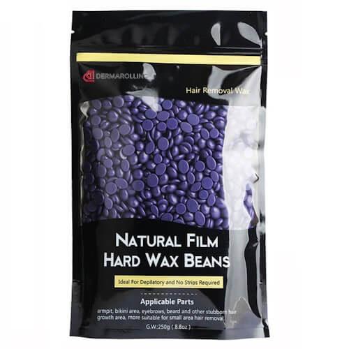 Hard Wax Beans Original 250gr. Paars-min