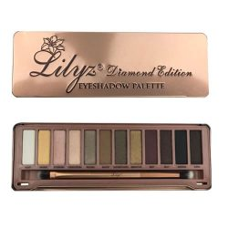 Lilyz Diamond Edition Eyeshadow Palette Miss-Ty