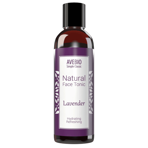 Afbeelding van AVEBIO Natural Face Tonic Lavender 100ml.