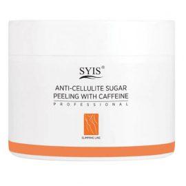 DermaSyis Anti cellulites Sugar Peeling met cafeïne 500g.