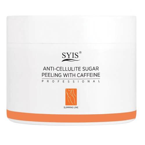 Afbeelding van DermaSyis Anti Cellulite Sugar Peeling Met Cafeïne 500gr.