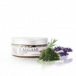 Fresh & Natural Algae salt body scrub 250gr.