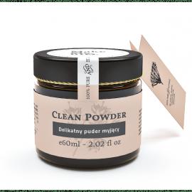 MakeMeBio® Clean Powder Gentle face wash powder 60ml.
