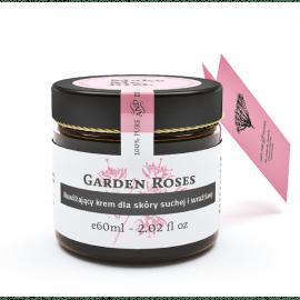 MakeMeBio® Garden Roses Moisturizing cream for dry and sensitive skin 60ml.