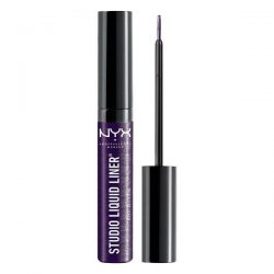 NYX Studio Liquid Liner 112 Extreme Plum Purple