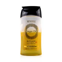 REVUELE® ARGAN OIL Bi-Phase Waterproof Make-Up Remover 160ml.